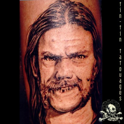 If, in the aggregate, Americans not getting the Lemmy tattoos effect the